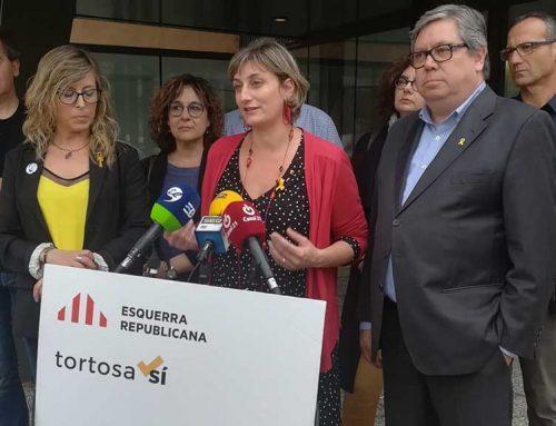 """Alba Vergés (ERC): """"Posarem al dia els centres d'assistència primària de Tortosa"""""""