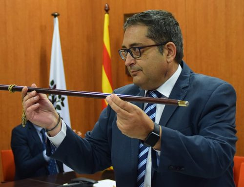 Joan Piñol (Junts) reelegit alcalde de Móra d'Ebre per tercera vegada consecutiva