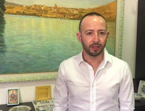 """Suárez sorprès per la reacció """"tèbia"""" entorn l'ampliació l'abocador de Tivissa i apunta a una possible vinculació de Ribera Digna-ERC"""