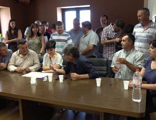 Pacte d'esquerres per fer fora a Carles Luz del Consell Comarcal de la Terra Alta