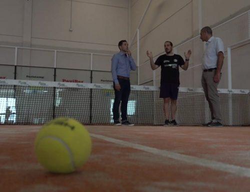 L'Ajuntament de l'Aldea municipalitza les pistes de d'Aldea Pàdel Indoor