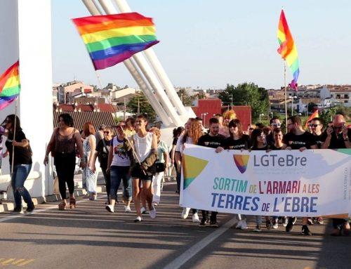 Festa de l'Orgull LGTBI a Deltebre