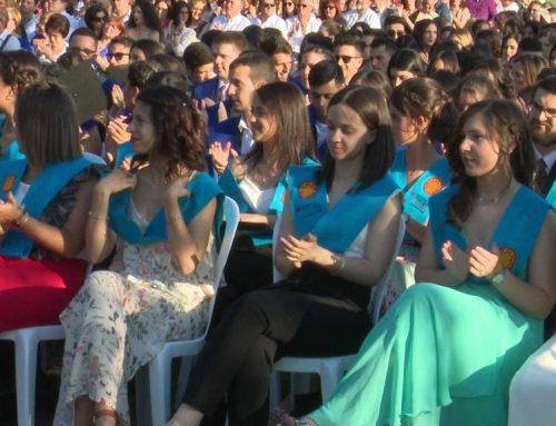 Més de 150 alumnes es graduen al Campus Terres de l'Ebre