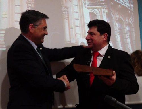 Francesc Faiges, nou president de la Cambra de Comerç de Tortosa