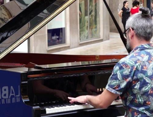 'Toca'm': 12 hores de música al carrer