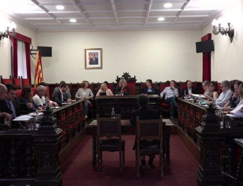 Els salaris públics de l'Ajuntament de Tortosa marquen el primer ple del mandat