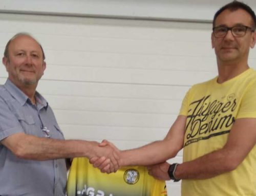 Aleksandar Jovic, nou entrenador del Club Handbol Amposta