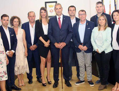Xavi Royo (Junts per l'Aldea), nou alcalde del municipi