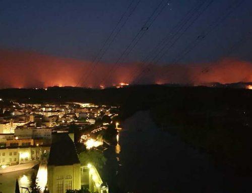 CATÀSTROFE: El pitjor incendi dels darrers 20 anys, podria acabar cremant 20000 hectàrees
