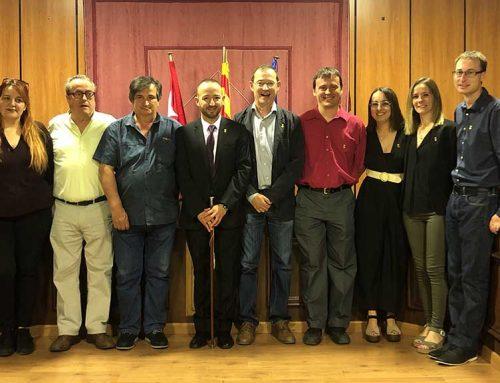 """Arranca el mandat del """"macroabocador"""" a Riba-roja d'Ebre amb Suárez d'alcalde"""