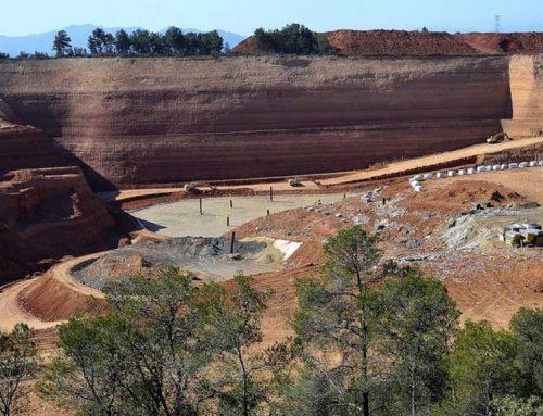 El Gepec s'oposa frontalment al projecte d'ampliació de l'abocador de Tivissa