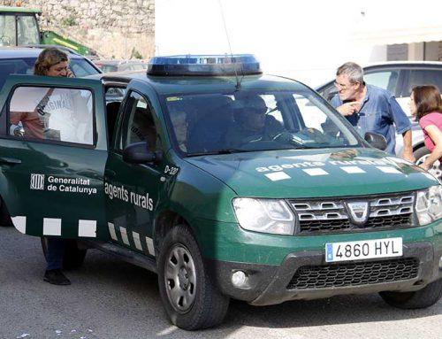 [ACTUALITZACIÓ] Un abocament de fems, possible causa de l'incendi, segons els Agents Rurals