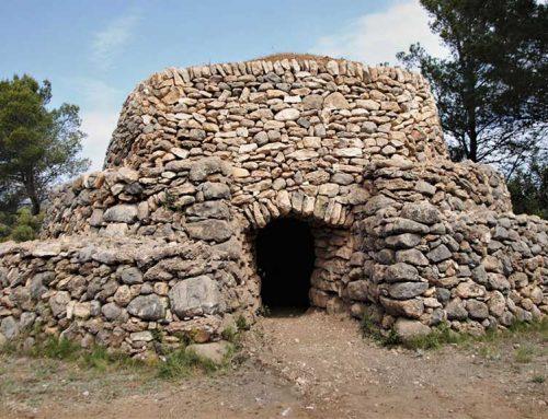 L'exposició 'Construint el territori. Arquitectura tradicional i paisatge a Catalunya' aterra a Prat de Comte