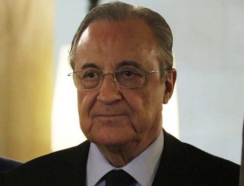 """Florentino Pérez tira """"pilotes fora"""" pel cas Castor"""