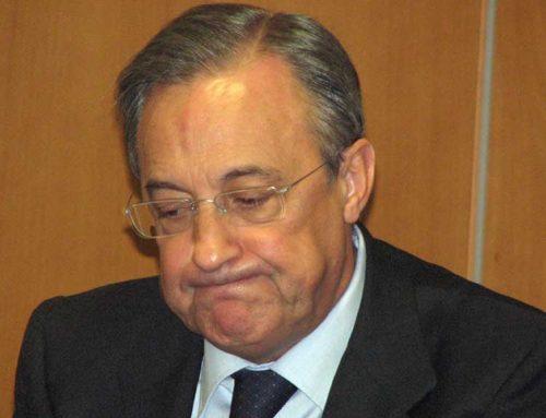 Florentino Pérez compareixerà a la comissió d'investigació del Castor d'aquest dilluns