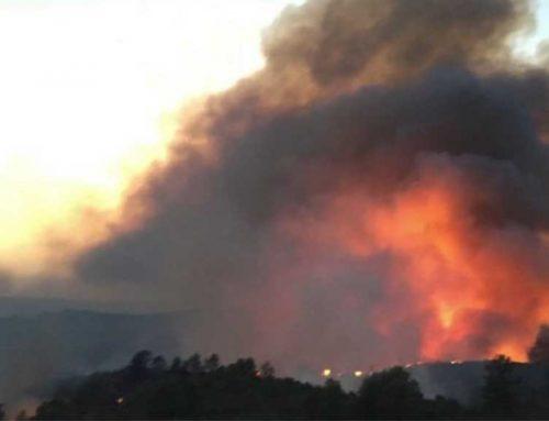 [ACTUALITZACIÓ] Drama total: El foc ha arrassat més de 4000 hectàrees