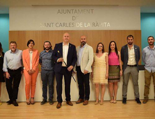 Joan Grau, Oona Tomàs i Oriol Clos, les novetats del cartipàs de la Ràpita