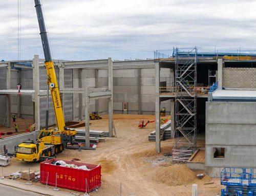 Balfegó fa una forta inversió en les noves instal·lacions