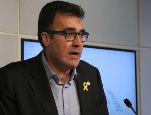 Continua la repressió de l'Estat: la Fiscalia demana que el TSJC investigui Lluís Salvadó per l'1-O