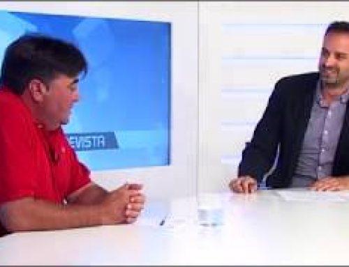Entrevista a Antonio Álvarez, alcalde de Corbera d'Ebre
