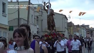 Festes Majors Lligallos 2019: Processó