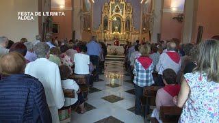 Festa de l'ermita 2019 a L'Aldea