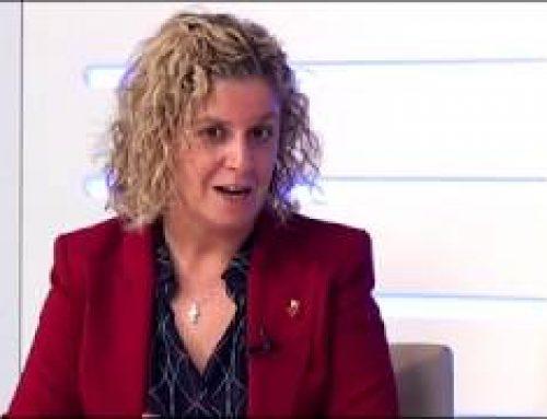Entrevista a Meritxell Roigé, alcaldessa de Tortosa