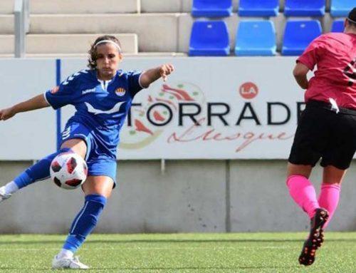 La futbolista de Benissanet, Núria Llop, fitxa per l'Oviedo femení