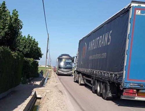 La Plataforma de la Carretera de la Vergonya fa una crida a participar en la marxa lenta de diumenge
