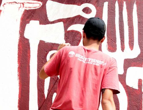 Riba-roja d'Ebre converteix els seus carrers en una gran galeria a l'aire lliure amb el festival Riu d'Art