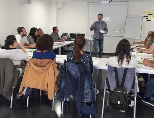 Emprenedors de la Terra Alta es formen per a millorar la gestió empresarial