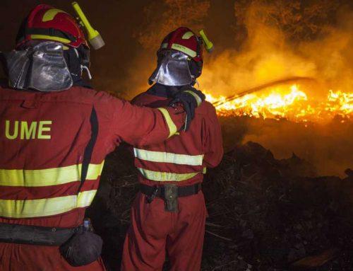 ÚLTIMA HORA: La UME desplegarà 120 efectius a l'incendi de la Ribera d'Ebre a petició de la Generalitat