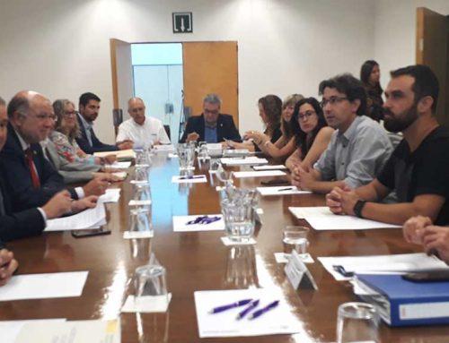 Línea d'ajuts del subdelegat del Govern per l'incendi de la Ribera d'Ebre