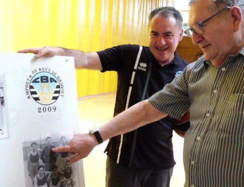 El Club Bàsquet Amposta, 70 anys d'història i passió per l'esport