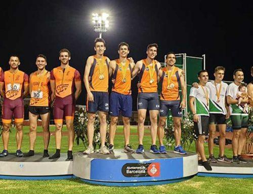 Plata per al Club Atletisme Terres de l'Ebre al campionat de Catalunya