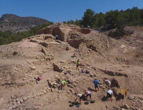 Nous edificis defensius descoberts al poblat ibèric de Tivenys