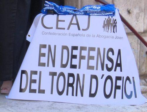 L'advocacia tortosina celebra el Dia de la Justícia Gratuïta i Torn d'Ofici