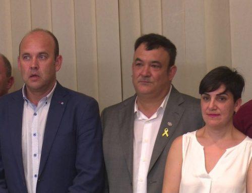 Alternativa per Gandesa respon l'acusació pel Consell Comarcal de Junts