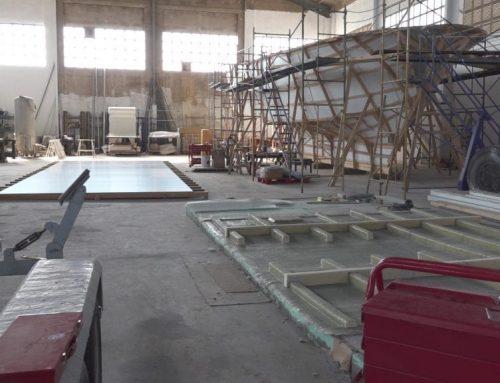 Astilleros Nicolau renaix de les cendres més modernitzat que mai