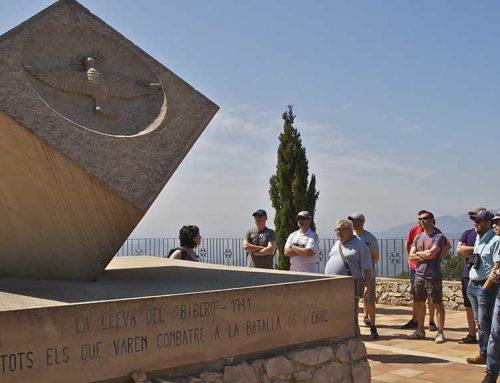 Terra Enllà ofereix un programa especial de rutes guiades amb motiu del 81è aniversari de la batalla de l'Ebre