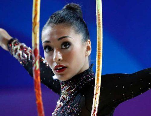 Masterclass de la gimnasta Natàlia Garcia divendres a Sant Jaume d'Enveja