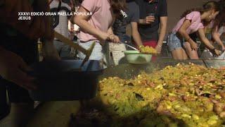 Festes Majors de Jesús 2019: XXXVI Gran Paella Popular