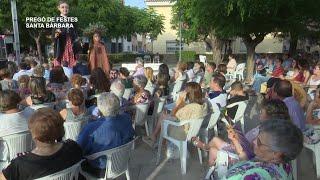 Festes Majors de Santa Bàrbara: Pregó