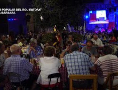 Festes Majors Santa Bàrbara: Sopar popular del bou estofat