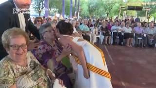 Festes Majors Santa Bàrbara: 57è Homenatge a la gent gran