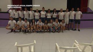 Festes Majors de Santa Bàrbara: Presentació oficial equips Orbikes