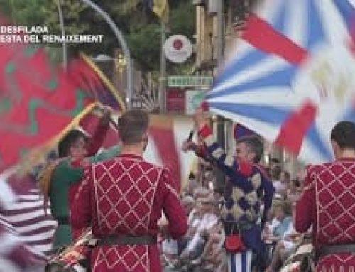 XXIV Festa del Renaixement: Gran desfilada