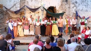 XXIV Festa del Renaixement: La Cantina Cantorum (per el Cor Flumine de Tortosa)