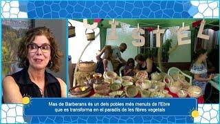 17è Racó del Artesans. Fira de les Fibres Vegetals de Mas de Barberans