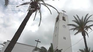 Conveni per rehabilitar l'església de Poblenou